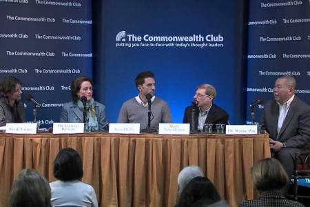 Commonwealth Club Forum