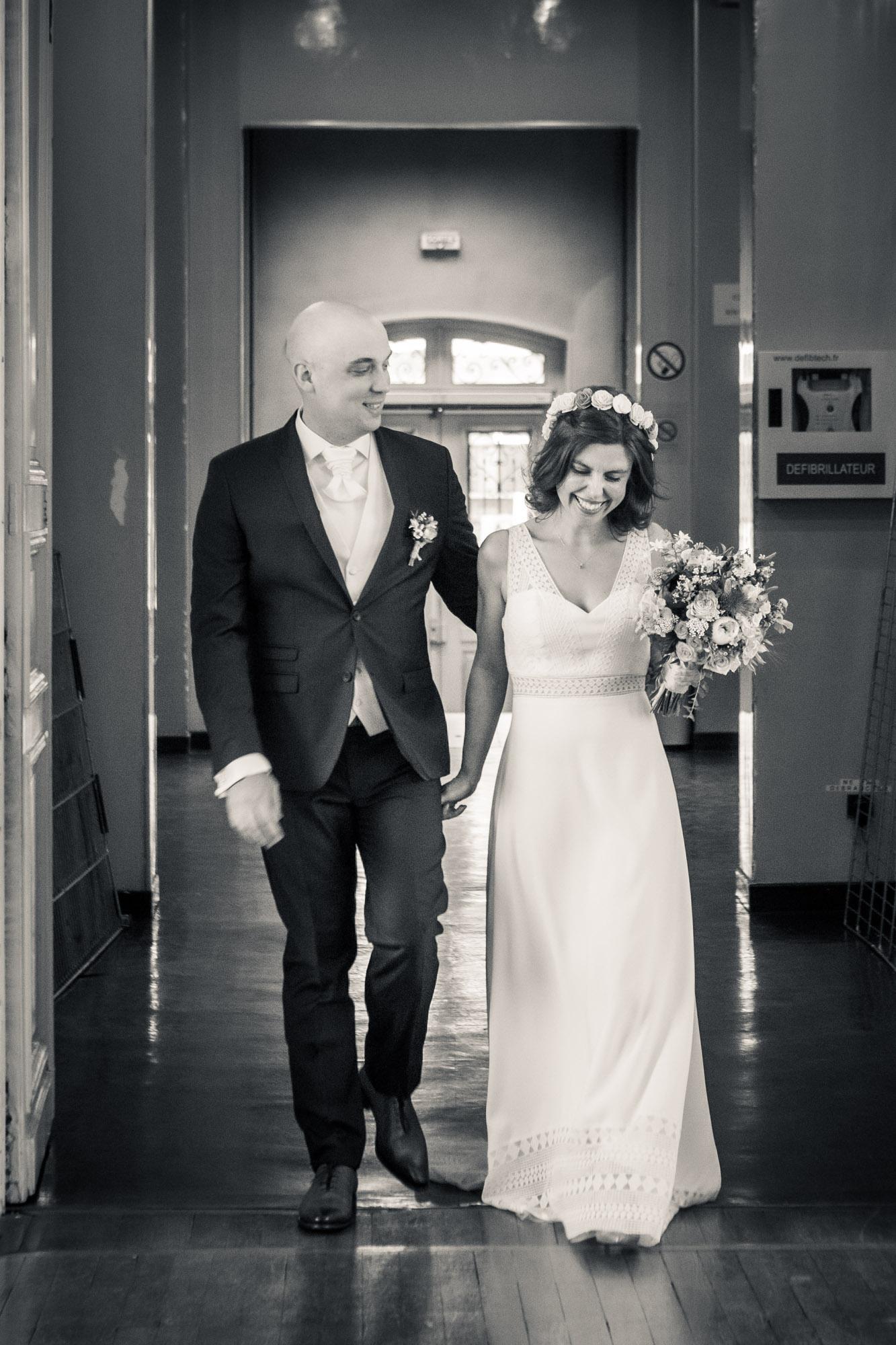 mariage Elsa et Yann