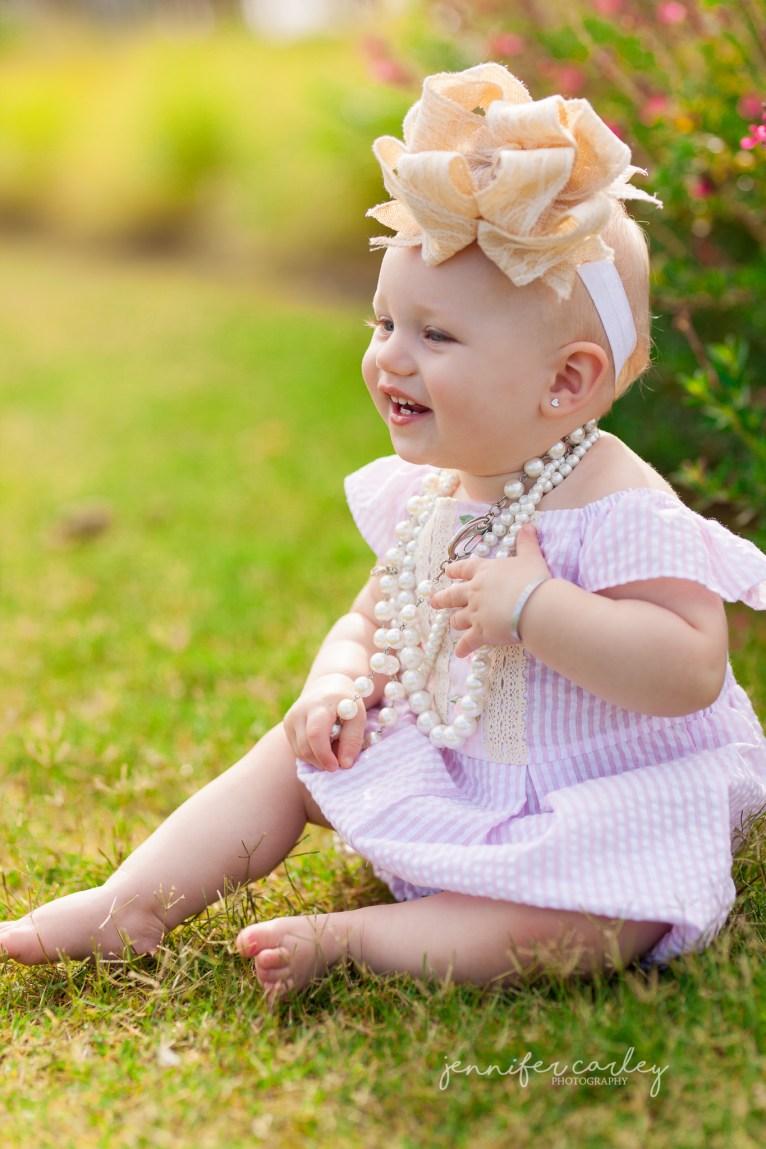 Argyle Photographer first birthday