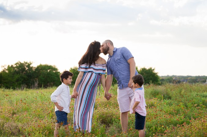 Flower Mound Maternity Photographer