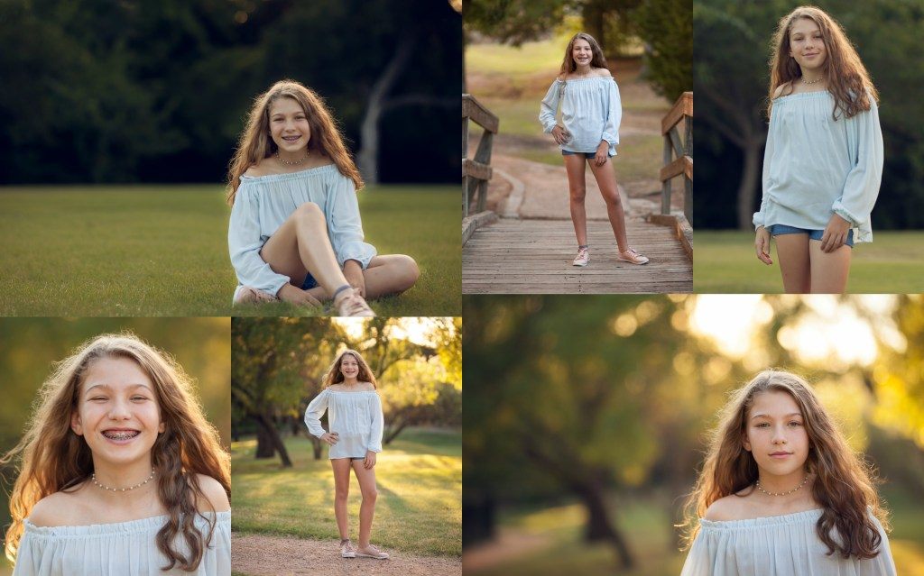 Coppell Teen Senior Photo Session