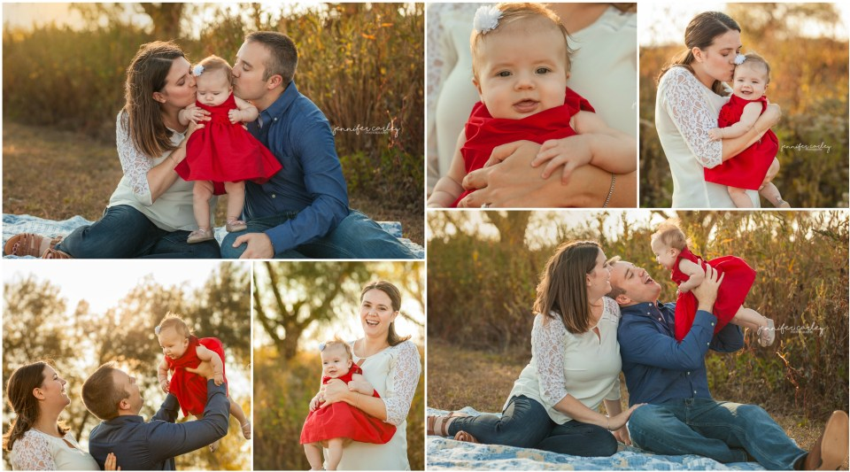 Flower mound fall mini sessions