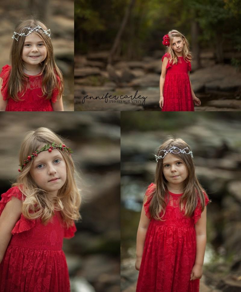 holiday portraits flower mound family photographer