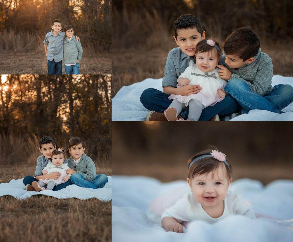 Fall 2017 Flower Mound Child Family Photographer