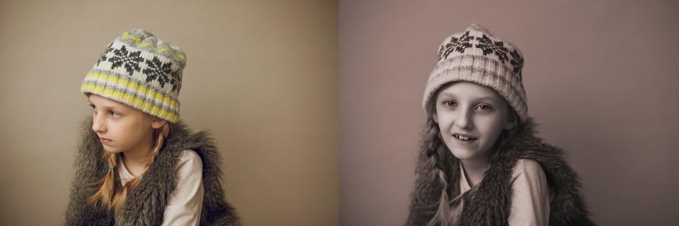 Fine Art Portrait Photographer Flower Mound, TX Winter