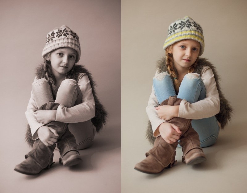 Fine Art Portrait Photographer Flower Mound, TX Winter