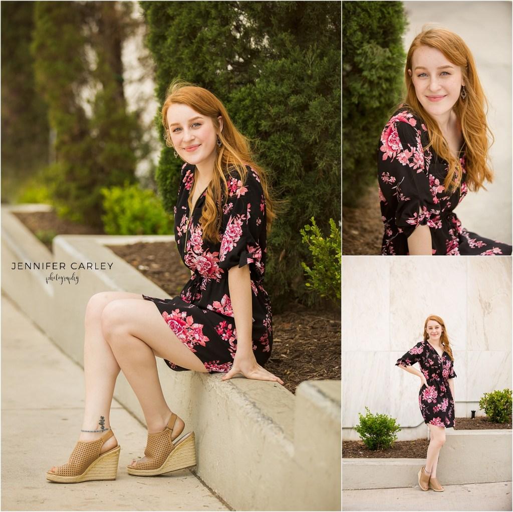 High School Senior Photographer Denton TX
