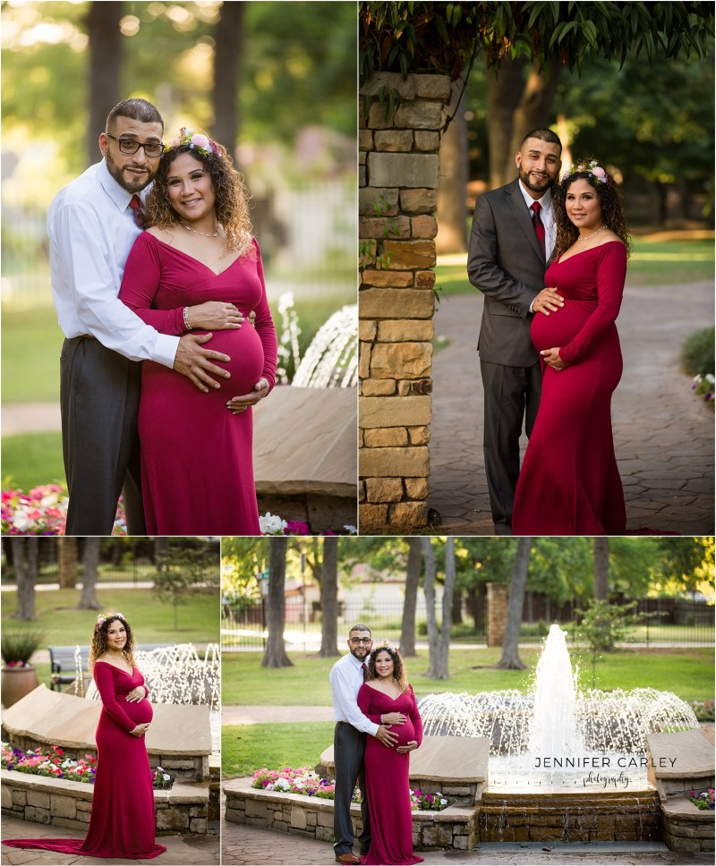 Grapevine Maternity Newborn Photographer