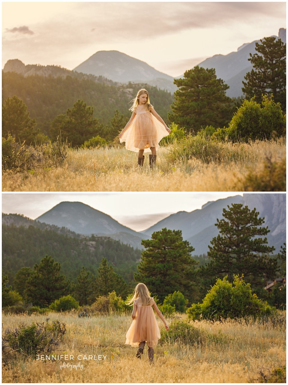 Estes Park Child Photographer