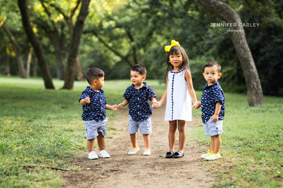 Richardson Photographer Extended Family Portraits