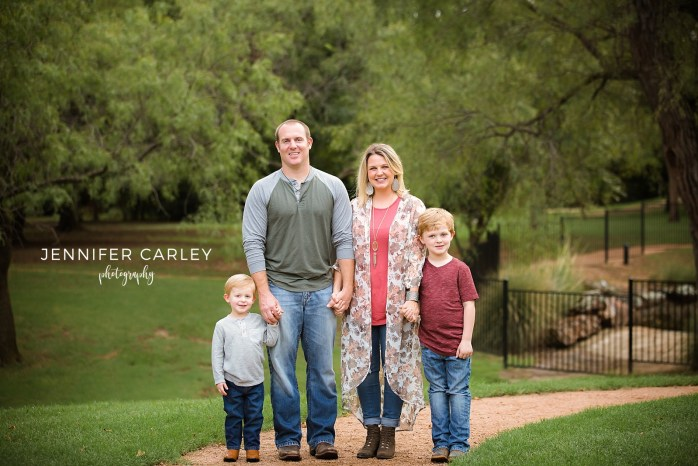 What to Wear for Fall Family Portraits Dallas Family Photographer