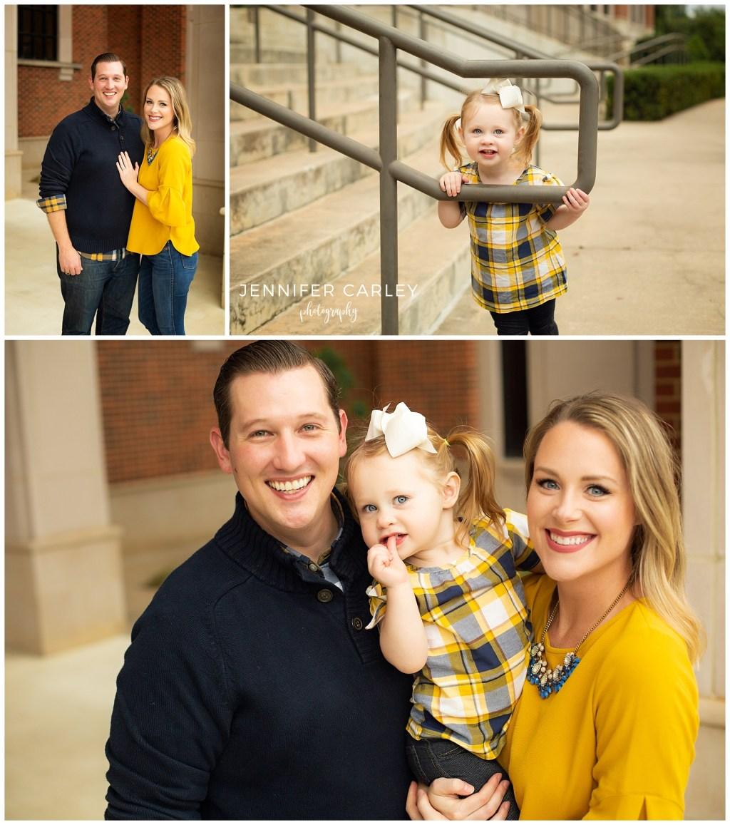 Historic Lewisville Family Photographer