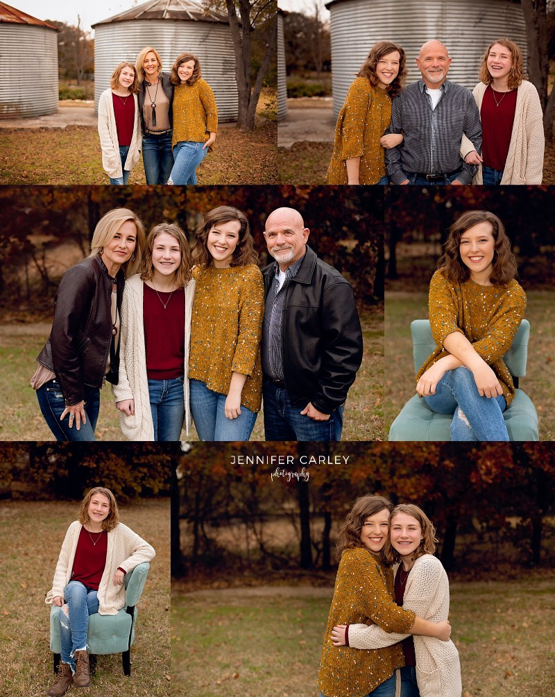 Flower Mound Portraits