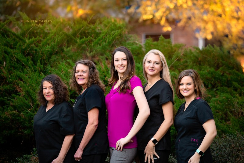 headshots Flower Mound Dental group