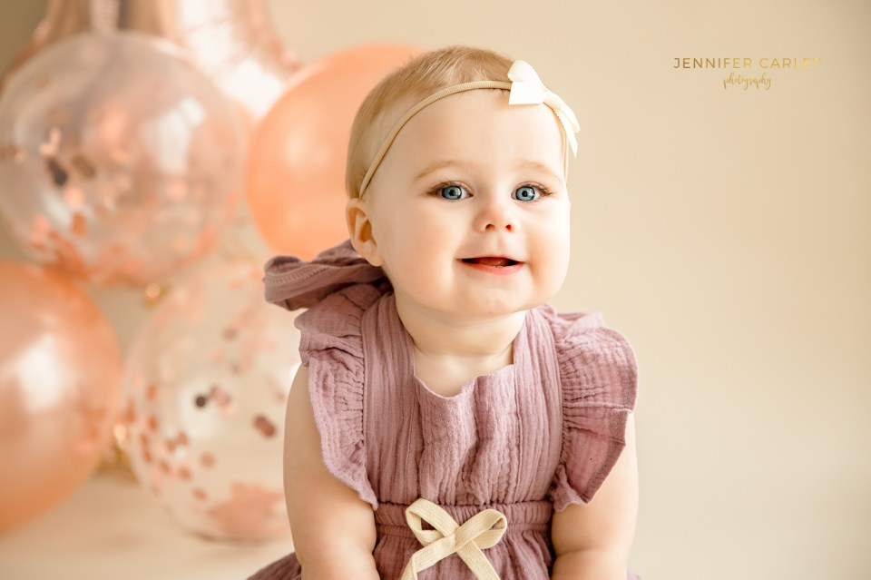 first birthday cake smash Flower Mound DFW Dallas TX photographer