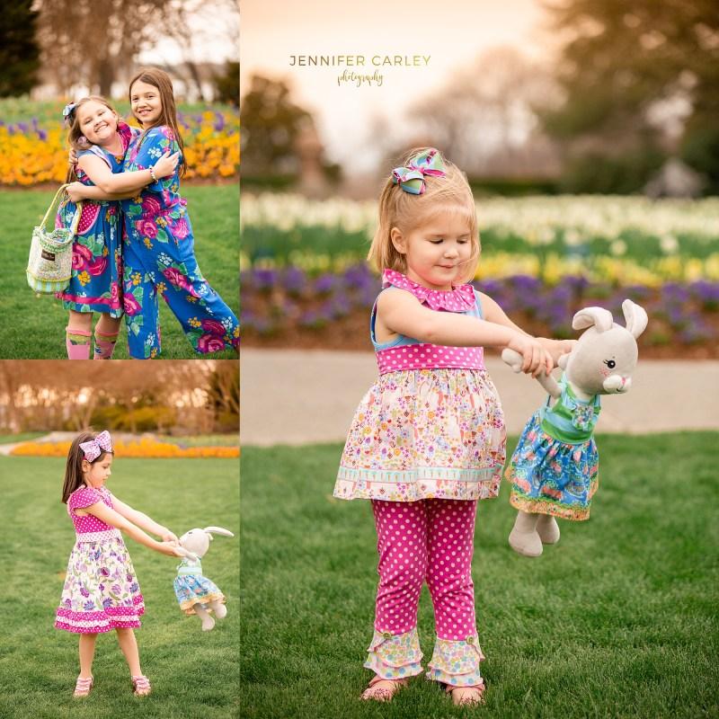 Dallas Spring Portrait Photography