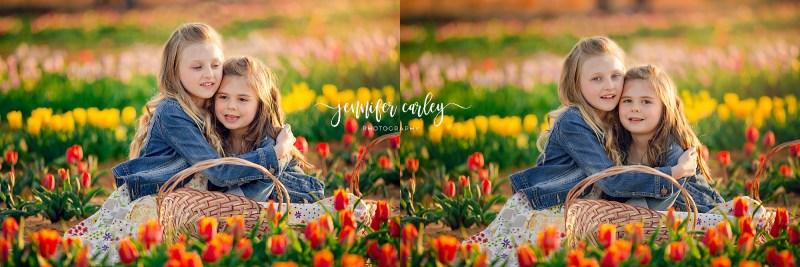 Texas Tulips Pilot Point Dallas Photographer