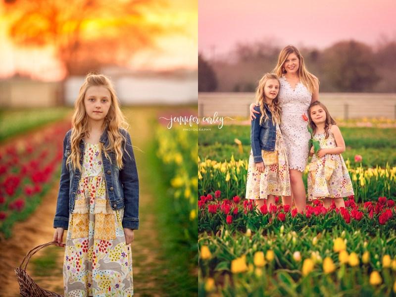 Texas Tulips Dallas Photographer