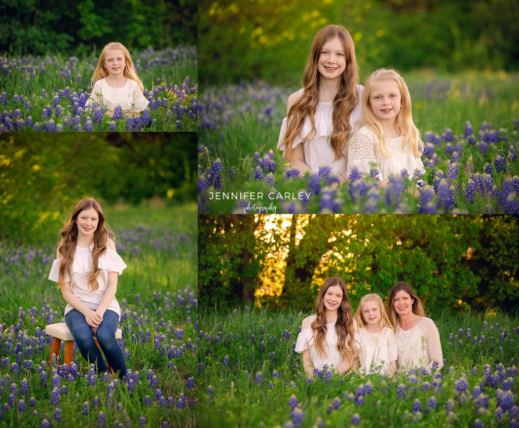 Flower Mound Bluebonnet Photography