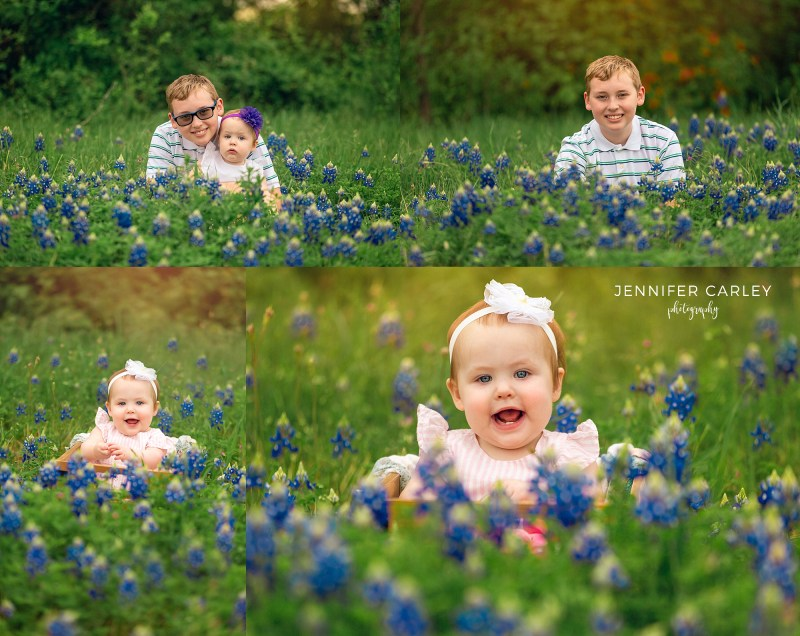 Flower Mound Bluebonnet Photography
