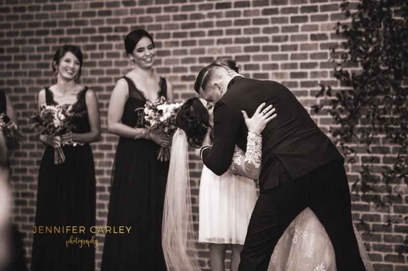 Denton Winter Wedding  Photographer Denton Square Wedding