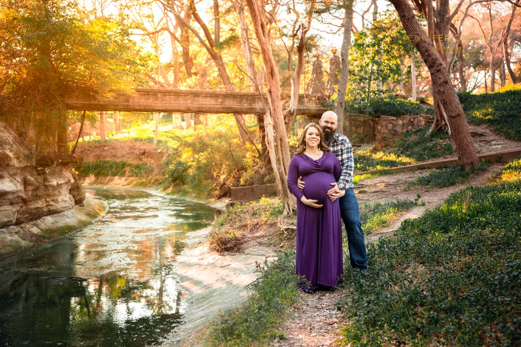 Prather Park Highland Park Newborn Photographer