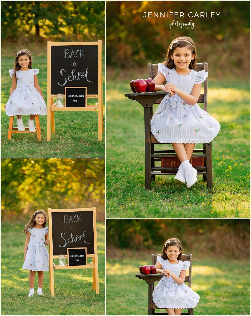 Flower Mound family photographer Flower Mound back to school mini session
