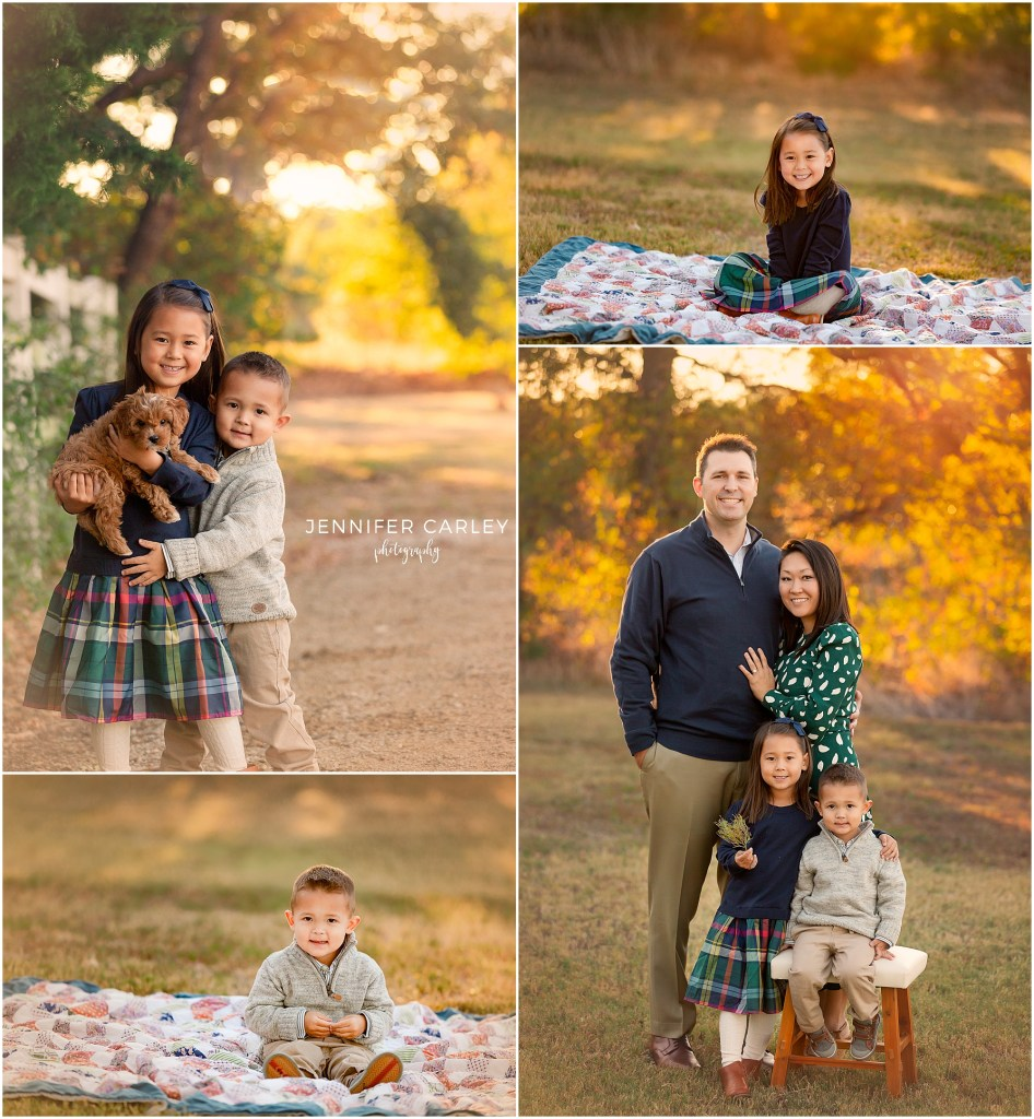 Fall Family Photographer Dallas Coppell DFW