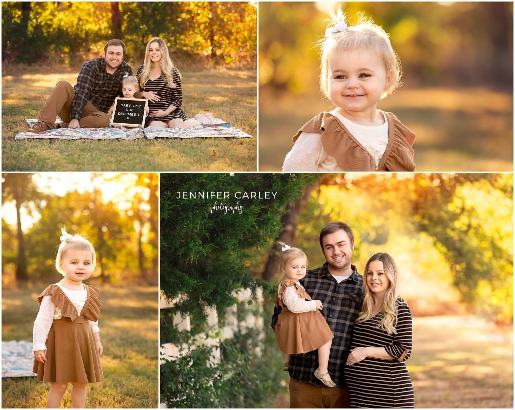Fall Family Photographer DFW Flower Mound Argyle