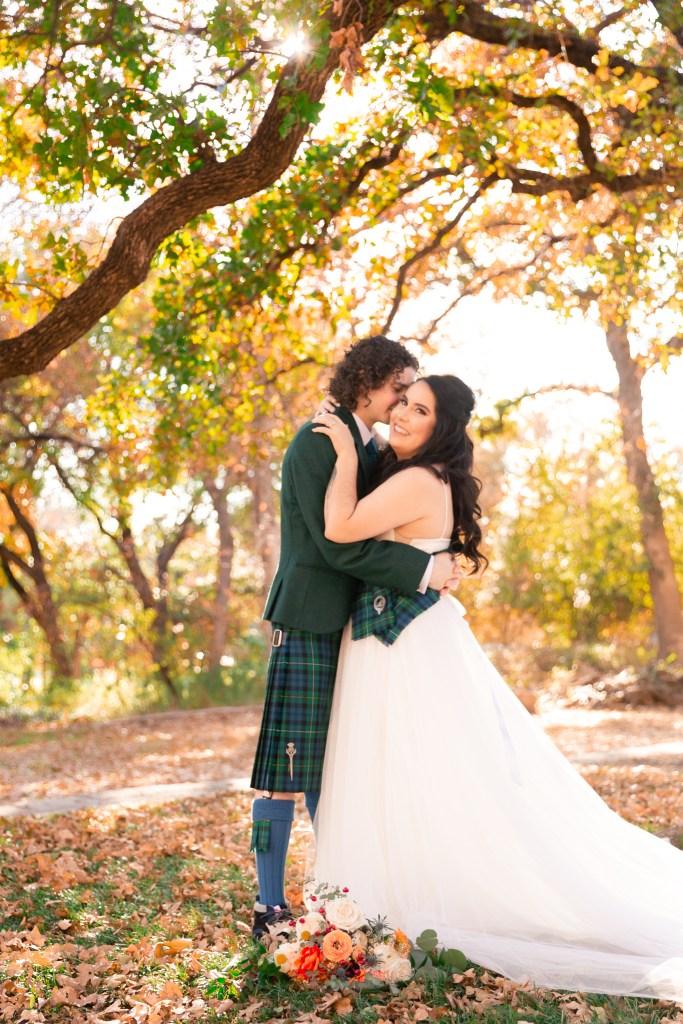TWU Wedding, Scottish Wedding, Texas Womens University Wedding, Little Chapel in the Woods, Wedding Kilt, DFW Wedding Photographer, Dallas Wedding Photographer, Brides of North Texas