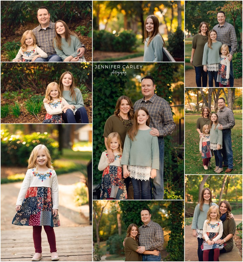 DFW Fall Family Portraits, Grapevine Botanic Gardens at Heritage Park, Colleyville, Southlake, Grapevine, Family of 4 photos