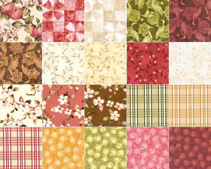 winding ways quilt collection