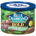 Wasabi Soy Almonds