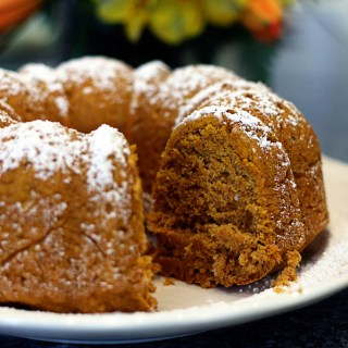Pumpkin Cake {Only 2-Ingredients!}