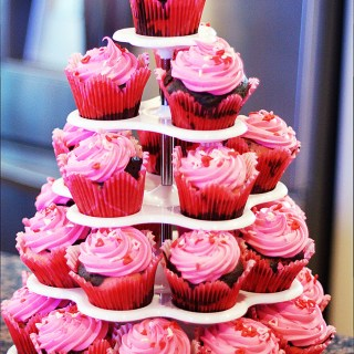 Valentines Cupcakes with a Twist