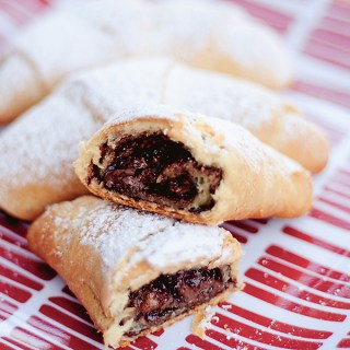 Nutella Crescent Rolls