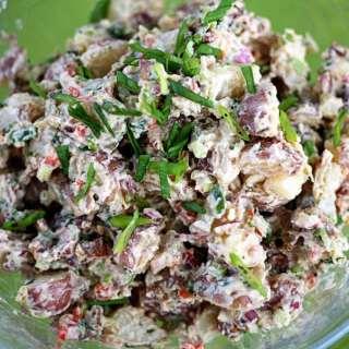 BBQ Red Potato Salad