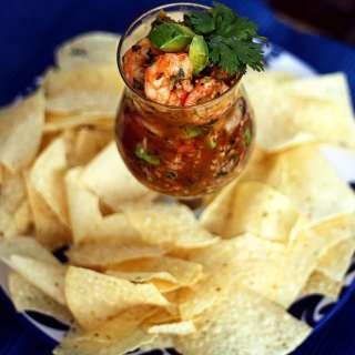 Mexican Seafood Cocktail :: Campechana de Mariscos