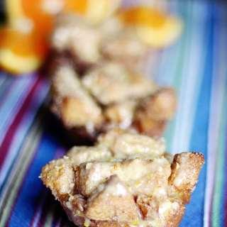 Orange Monkey Muffins