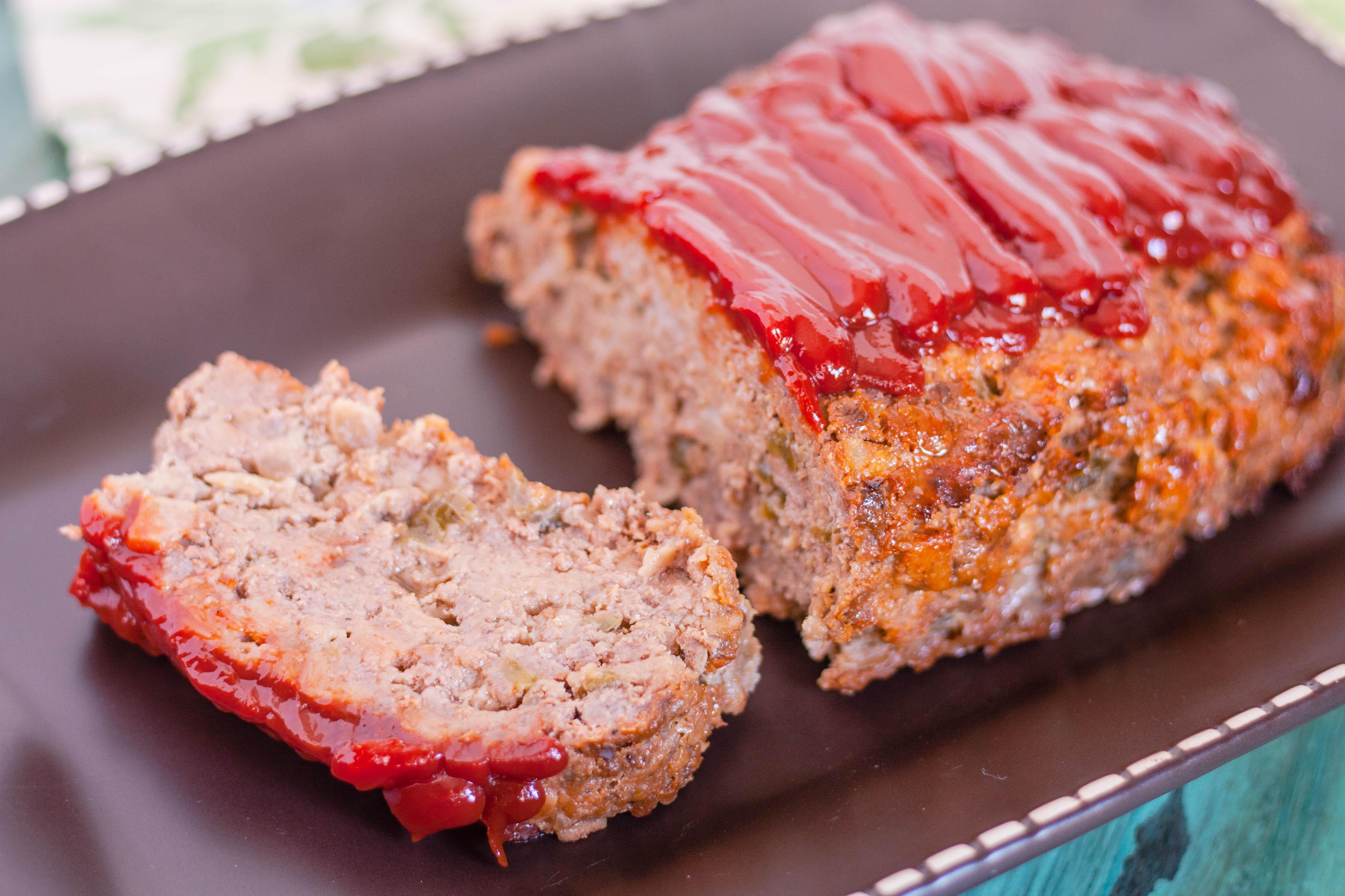 Best Meatloaf Recipe Homestyle Meatloaf  Jennifer Cooks