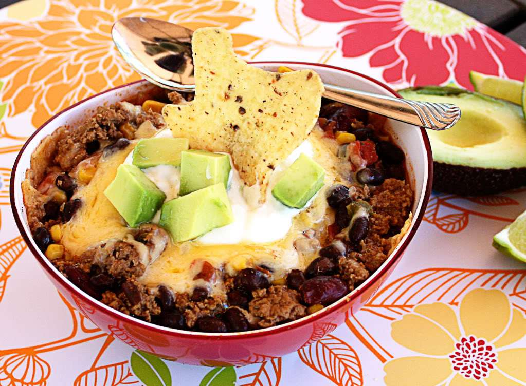 Taco Soup | Jennifer Cooks