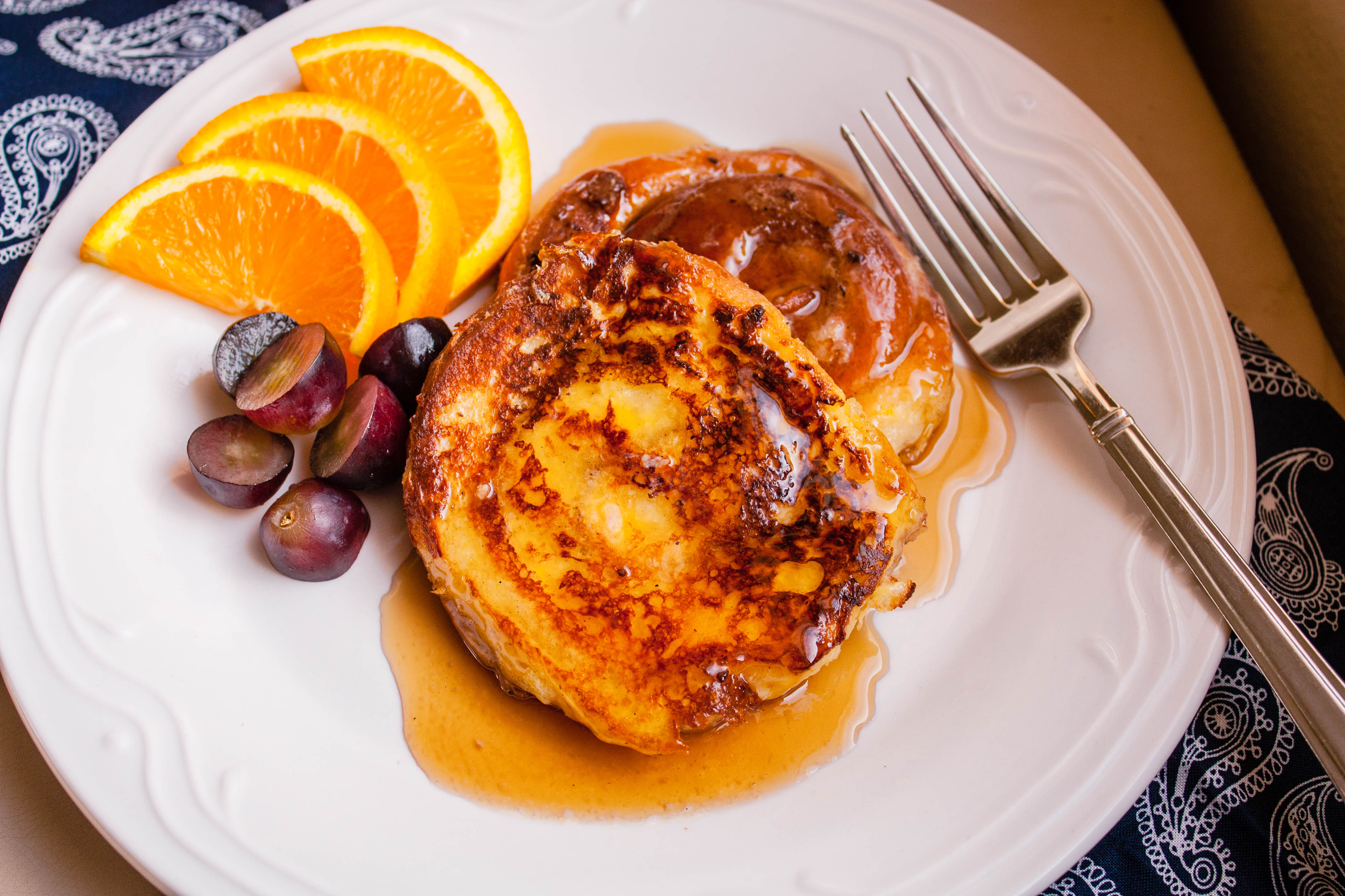 I Have A Wonderful Recipe For French Toast This Morning! When I Was  Visiting My French Toast Recipegraphic Easy