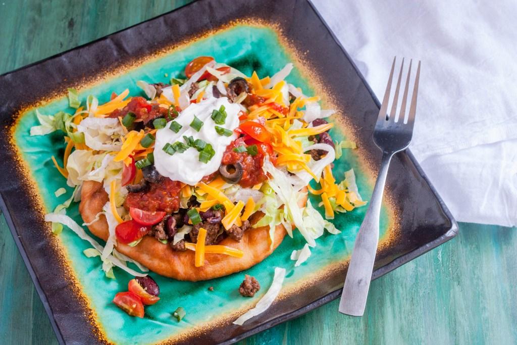Indian Fry Bread Tacos   Jennifer Cooks