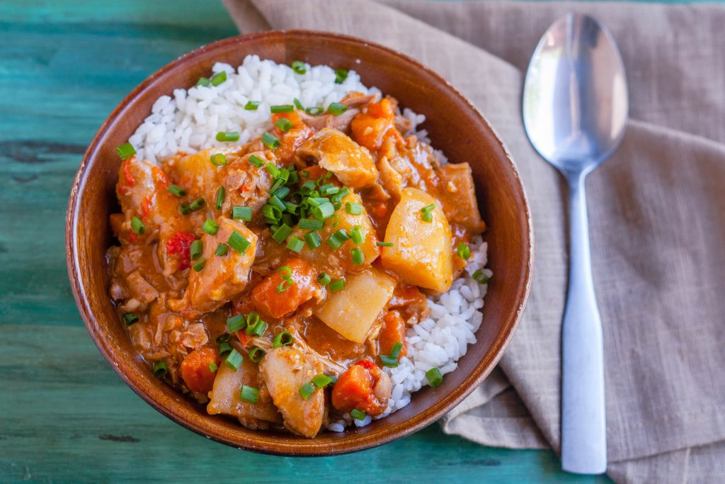Slow Cooker Chicken Massaman Curry | Jennifer Cooks
