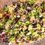 Broccoli Salad | Jennifer Cooks
