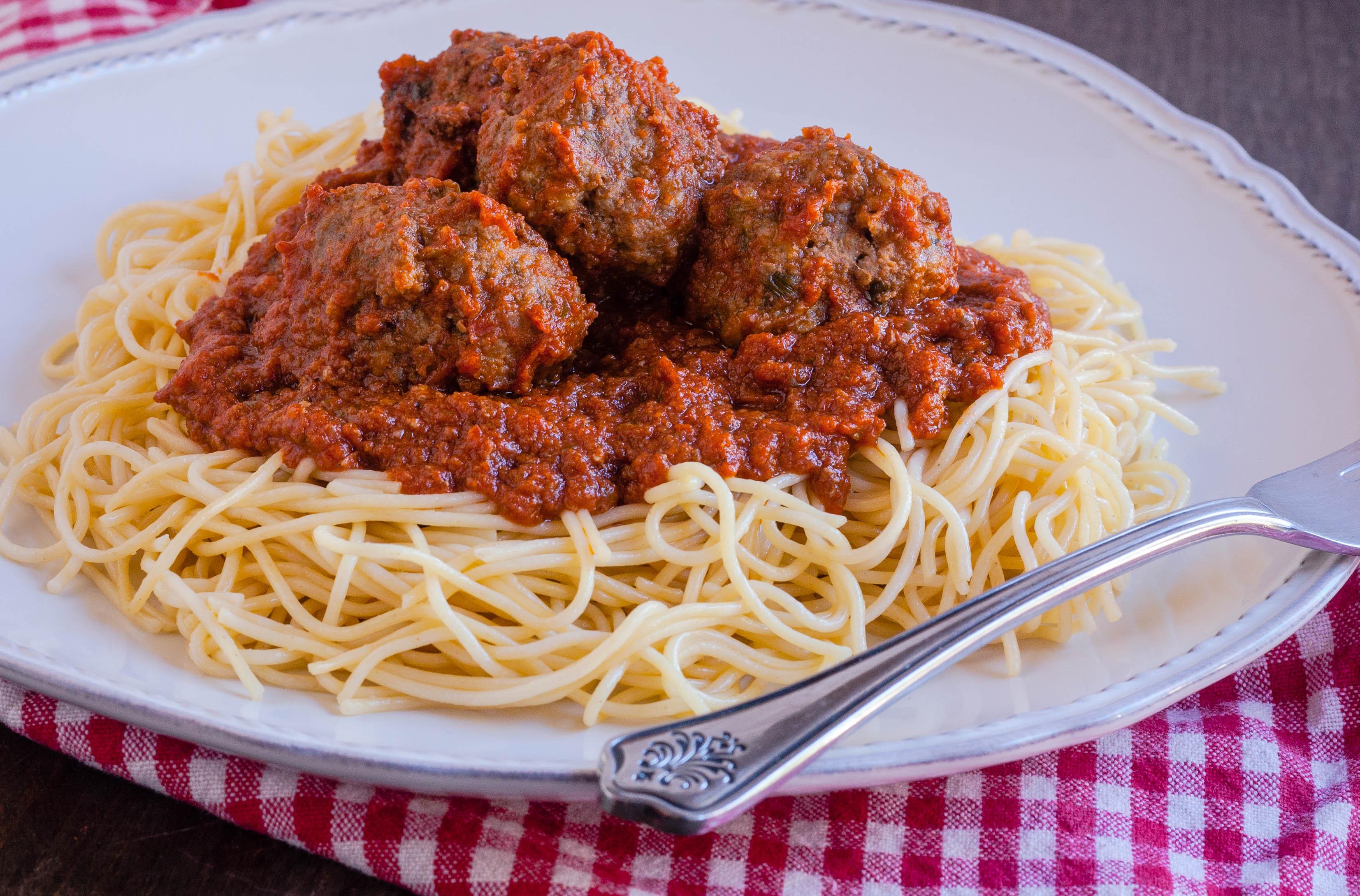 Good Food Meatballs