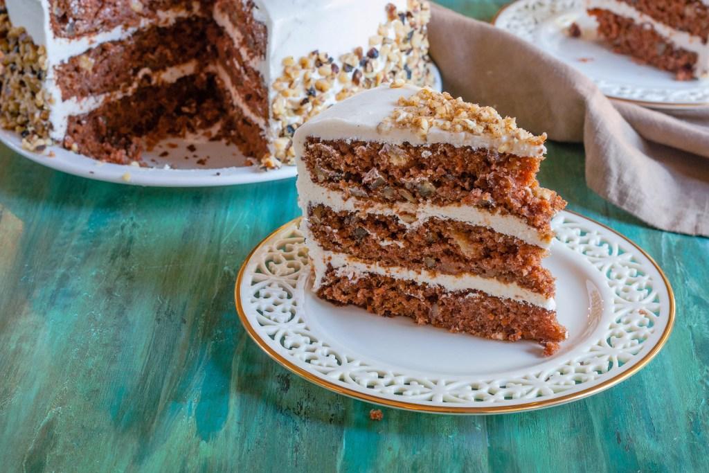Carrot Cake | Jennifer Cooks