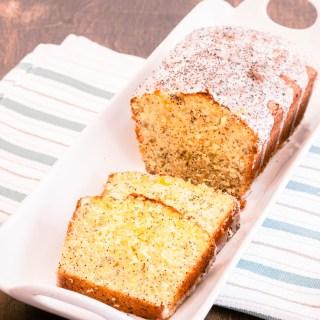 Almond Poppy Seed Bread | Jennifer Cooks