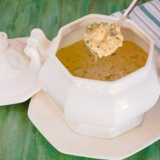 Creamy Chicken and Wild Rice Soup | Jennifer Cooks