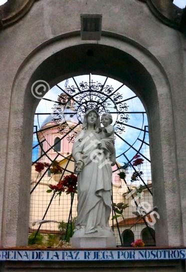 A church in Salta, Argentina.